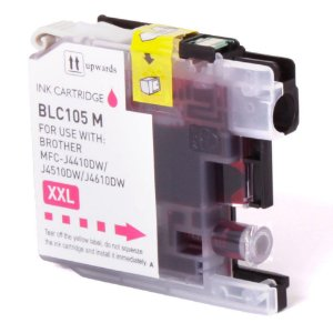 Cartucho para Brother MFC-J6920DW | LC105M Magenta Compatível