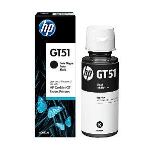 Tinta HP GT51 | GT 5822 | GT 5820 | GT 51 Preta Original 90ml