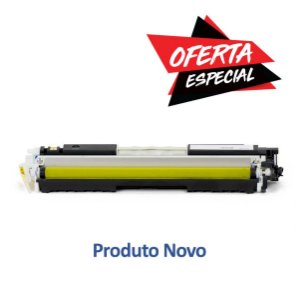 Toner HP M177fw LaserJet M177 | CF352A Amarelo Compatível