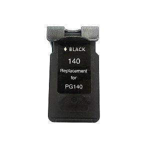 Cartucho Canon PG-140 | MG3510 | MG3110 Preto Compatível