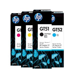 Kit 4 Tintas HP 116 Ink Tank | GT51 | GT52 Ink Tank Original