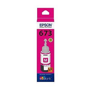 Tinta Epson L1800 | 673 | T673320 EcoTank Magenta Original 70ml