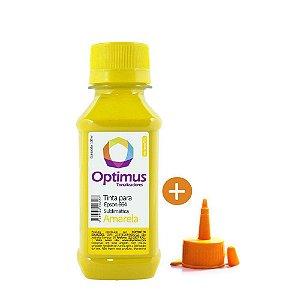 Tinta Epson Sublimática L210 | 210 | 664 Optimus Amarela