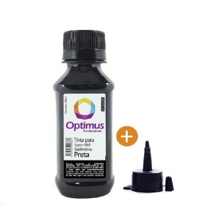 Tinta Epson L210 | 210 EcoTank Optimus Preta Sublimática