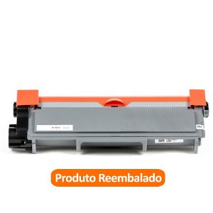 Toner Brother MFC-L2720DW | 2720 | TN-2370 Laser Compatível - Reembalado