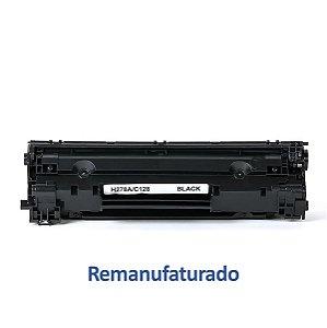 Toner HP CE278A | 278 LaserJet Remanufaturado para 2.100 páginas