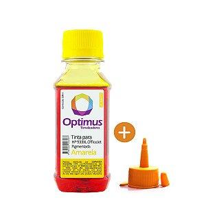 Tinta HP 7110 OfficeJet | HP 933XL Amarela Pigmentada 100ml