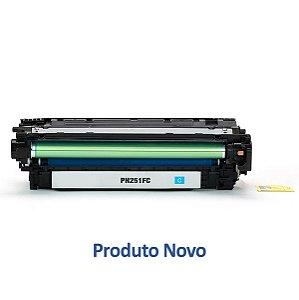 Toner HP CP3525dn | CE251A | 504A LaserJet Ciano Compatível