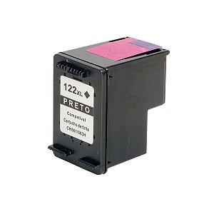 Kit Cartucho para HP 122XL | HP 2050 Preto + Colorido Compatível