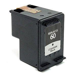 Cartucho para HP F4480 | HP 60XL | CC641WB Preto Compatível