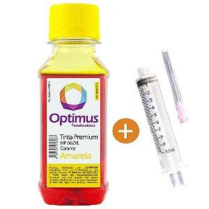 Tinta para Cartucho HP 662 | CZ106AB Colorido Ink Advantage Amarela