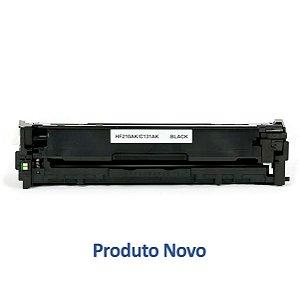 Toner HP CB540A | CP1515n | CP1215 Preto Compatível