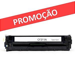 Toner HP 125A | CP1515 | CM1312 | CB541A Ciano Compatível