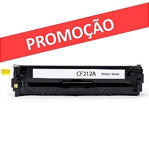 Toner HP CM1415 | CP1525nw | CE322A Amarelo Compatível