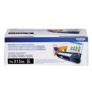 Toner Brother HL-4150CDN | HL-4570CDWT | TN-315BK Preto Original