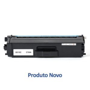 Toner Brother MFC-9460CDN | MFC-9560CDW | TN-315C Ciano Compatível