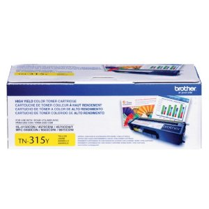 Toner Brother HL-4570CDW | MFC-9460CDN | TN-315Y Amarelo Original