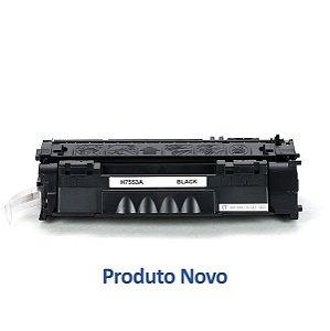 Toner para HP P2015 | M2727 | P2014 | Q7553A Preto Compatível