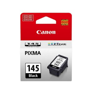 Cartucho Canon MG2410 Pixma | PG-145 | MG2510 Preto Original