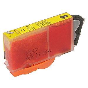 Cartucho para HP 4615 | CZ120AB | HP 670XL Amarelo Compatível 13ml
