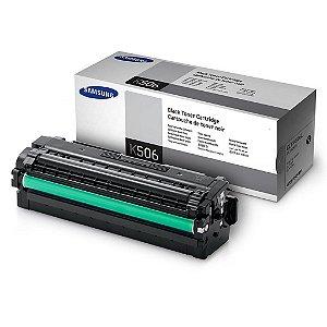 Toner Samsung CLT-K506L | CLP-680ND | CLX-6260FR Preto Original
