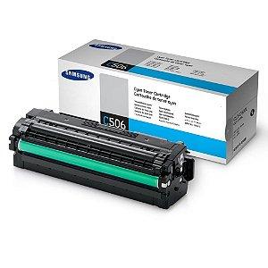 Toner Samsung CLT-C506L | CLX-6260FR | CLP-680ND Ciano Original