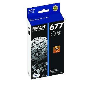 Cartucho Epson WorkForce Pro 4592 | T677120 Preto Original 63ml