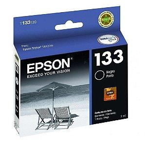 Cartucho Epson TX125 | TX430W | T22 | 133 | T133120 Preto Original