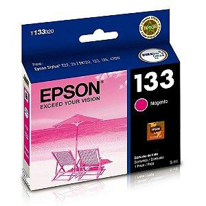 Cartucho Epson TX235W | TX123 | TX125 | 133 | T133320 Magenta Original