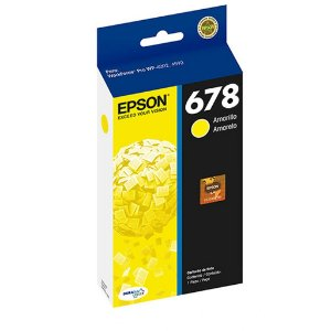 Cartucho Epson 4532 | 4022 | 678 | T678420 Amarelo Original