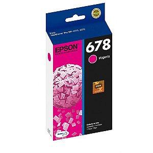 Cartucho Epson 678 | 4521 | 4511 | T678320 Magenta Original