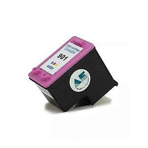 Cartucho HP J4660 | J4500 | J4540 | HP 901XL Colorido Compatível