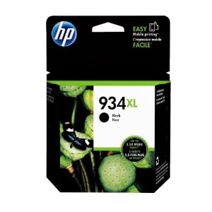 Cartucho HP 934XL | Pro 6230 | 6830 | C2P19AL Preto Original