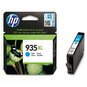 Cartucho HP 6230 | Pro 6830 | HP 935XL OfficeJet Ciano Original