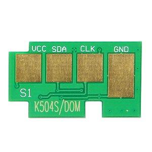 Chip de Toner Samsung CLP-415NW | CLX-4195FN  | CLT-K504S Preto
