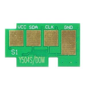 Chip para Samsung C1860fw | C1860 | CLP-415nw | CLT-Y504S Amarelo