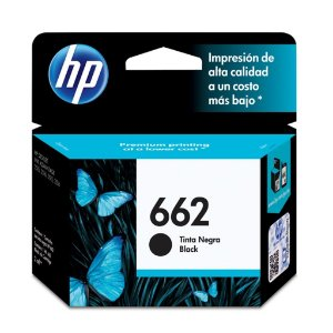 Cartucho HP 2546 | HP 3516 | HP 662 Preto Original 2ml