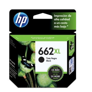 Cartucho HP 3546 | HP 2646 | HP 662XL Preto Original