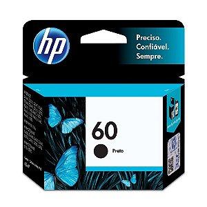 Cartucho HP F4280 | HP D2660 | HP 60 Preto Original 4,5ml