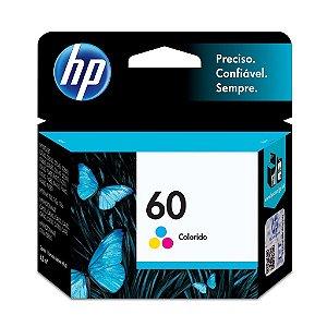 Cartucho HP 60 | HP D110a | HP C4640 Colorido Original 6,5ml