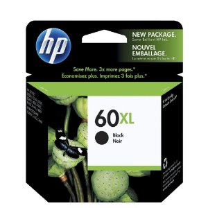 Cartucho HP C4780 | HP F4440 | HP 60XL Preto Original