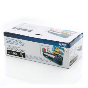 Toner Brother HL-4150CDN | HL-4570CDWT | TN-310BK Preto Original