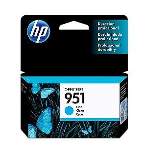 Cartucho HP 8610 | HP 251dw | HP 951 Ciano Original
