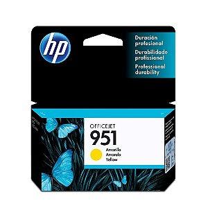 Cartucho HP 8620 | HP 276dw | HP 951 Amarelo Original