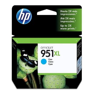 Cartucho HP 8610 | HP 951XL | HP 8630 Ciano Original
