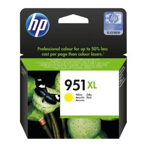 Cartucho HP 8620 | HP 951XL | HP 251dw Amarelo Original