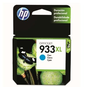 Cartucho HP 7612 | HP 6700 | HP 933XL Ciano Original