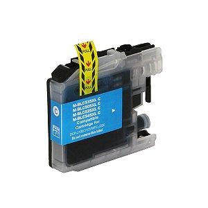Cartucho de Tinta Brother LC505C | MFC-J200 Ciano Compatível