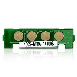 Chip para Samsung C460 | SL-C460W | CLT-M406S Magenta 1K