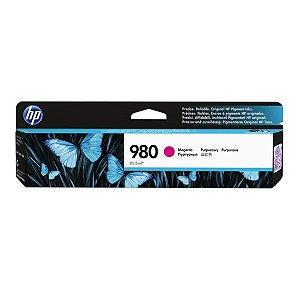 Cartucho HP X585Z | HP 980 | X555DN | D8J08A Magenta Original